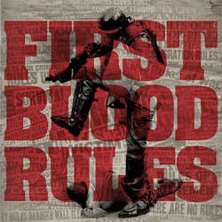 "First Blood ""Rules"" CD"