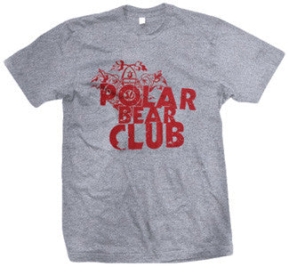 "Polar Bear Club ""Flowers"" T Shirt"