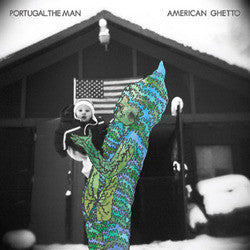 "Portugal The Man ""American Ghetto"" CD"