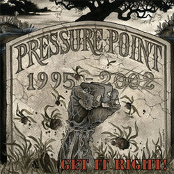 "Pressure Point "" Get It Right!"" CD"