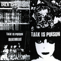 "Talk Is Poison ""Condensed Humanity"" LP"