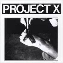 "Project X ""Straight Edge Revenge"" CD"