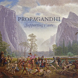 "Propagandhi ""Supporting Caste"" CD"