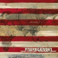 "Propagandhi ""Today's Empires, Tomorrow's Ashes"" CD"