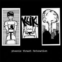"Various Artists ""Phoenix Thrash Detonation"" 7"""