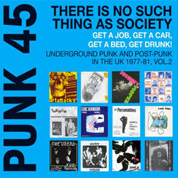 "Various Artists ""Punk 45 Vol 2 1977 - 1981"" 2xLP"