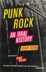 Punk Rock: An Oral History Book