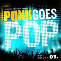 "<i>Various Artists</i> ""Punk Goes Pop Volume 3"" CD"