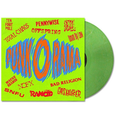 "Various ""Punk-O-Rama Volume 1"" LP"