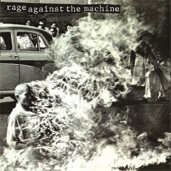 "Rage Against The Machine ""S/T"" LP"