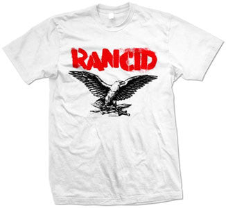 "Rancid ""Eagle"" T Shirt"