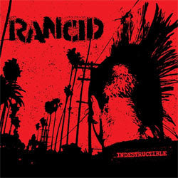 "Rancid ""Indestructible"" CD"