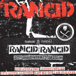 "Rancid ""Self Titled (2000): 20th Anniversary Edition"" 7"" Pack"