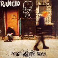"Rancid ""Life Won't Wait"" CD"