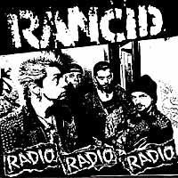 "Rancid ""Radio, Radio, Radio"" 7"""