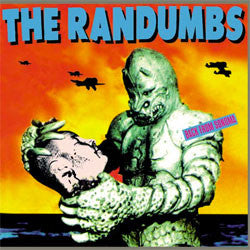 "The Randumbs ""Back From Sonoma"" 7"""
