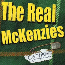 "The Real McKenzies ""Oot And Aboot"" CD"