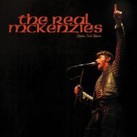 "The Real Mckenzies ""Shine Not Burn"" CD"