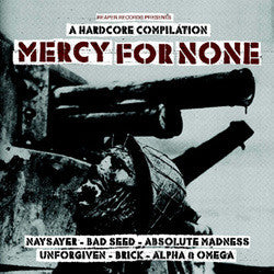 "Various Artists ""Mercy For None"" 7"""