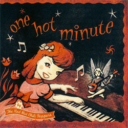 "Red Hot Chili Peppers ""One Hot Minute"" LP"
