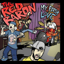 "Red Baron ""My First Love"" CD"