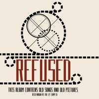 "Refused ""EP Compliation"" CD"