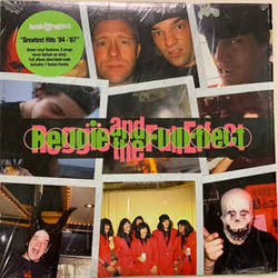 "Reggie And The Full Effect ‎""Greatest Hits '84 - '87"" LP"