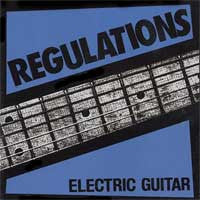 "Regulations ""Electric Guitar"" LP"