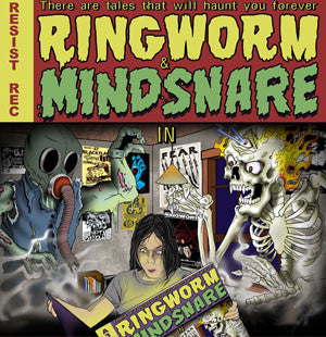 "Ringworm / Mindsnare ""Split"" 7"""