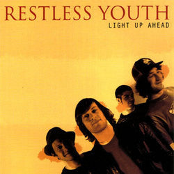 "Restless Youth ""Light Up Ahead"" CD"