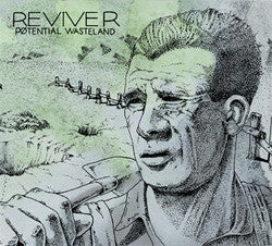 "Reviver ""Potential Wasteland"" CD"