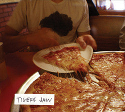 "Tigers Jaw ""s/t"" CD"