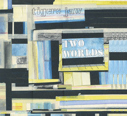 "Tigers Jaw ""Two Worlds"" CD"