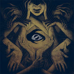 "Misery Signals	""Absent Light""	LP"