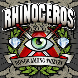 "Rhinoceros ""Honor Among Thieves"" CD"