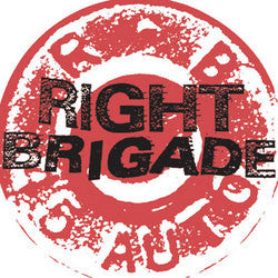 "Right Brigade ""<i>Self Titled</i>"" CD"