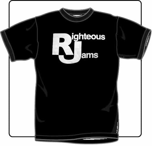 Righteous Jams Def Jam T Shirt