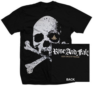 "Rise And Fall ""Our Circle Is Vicious"" T Shirt"