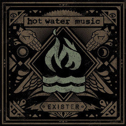 "Hot Water Music ""Exister"" CD"