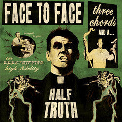 "Face To Face ""Three Chords And A Half Truth"" CD"