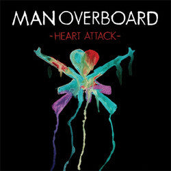 "Man Overboard ""Heart Attack"" LP"