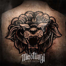 "Miss May I ""Rise Of The Lion"" CD"