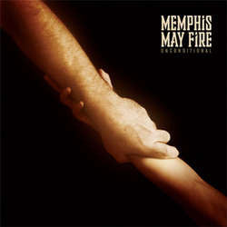 "Memphis May Fire ""Unconditional"" Color CD"