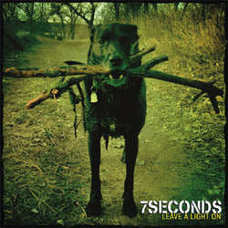 "7 Seconds ""Leave A Light On"" LP"