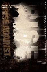 "Rise Against ""Another Station: Another Mile"" DVD"