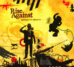 "Rise Against ""Appeal To Reason"" LP"