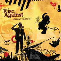 "Rise Against ""Appeal To Reason"" CD"