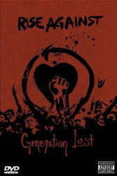 "Rise Against ""Generation Lost"" DVD"