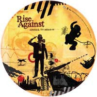 "Rise Against ""Appeal To Reason"" Picture Disc LP"