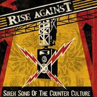 "Rise Against ""Siren Songs Of The Counter Culture"" CD"